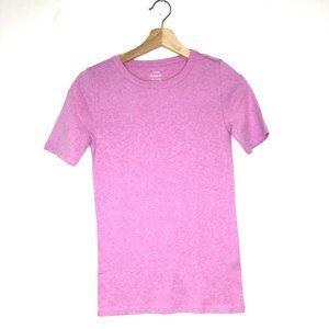 NWT J.Crew slim perfect fit lavender t-shirt top